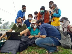 Post of the month 11/2019:<br/>Launch of the Leverhulme Centre for Wildfires, Environment, and Society