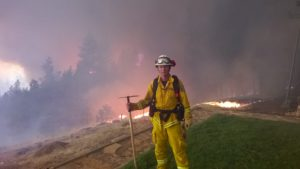 Post of the month 12/2019: <br/>The constant wildfire manager